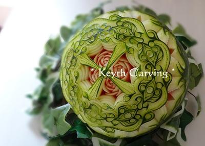 Keyth Carving